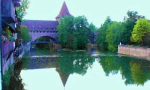 A Memória é elemento presente em cada canto de Nuremberg.