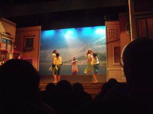 A opereta do Teatro Tasso, um belo passeio pela música romântica italiana.